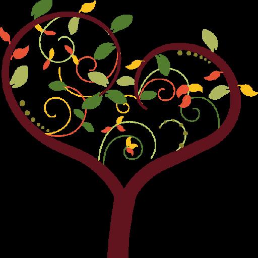 Herzensraum Baum Icon